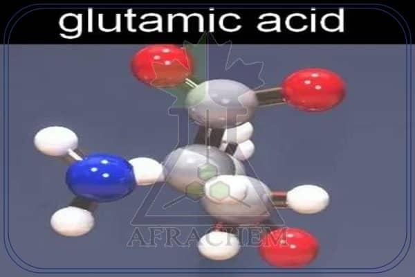 گلوتامیک اسید - افراکم